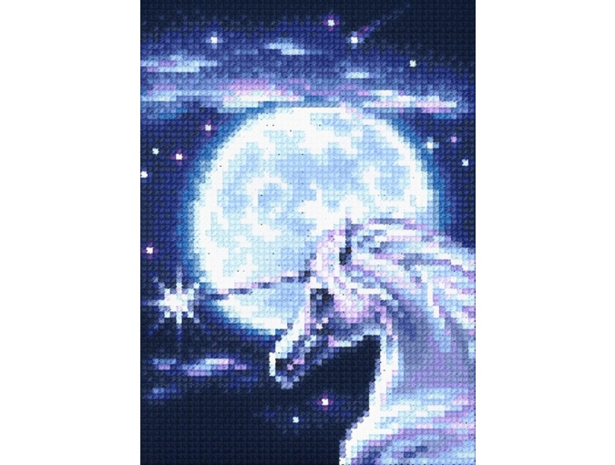 Unicorn Diamond Painting Kit фото 1