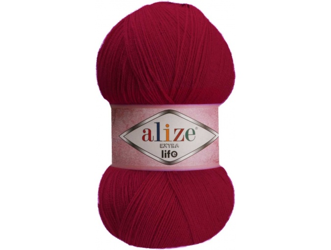 Alize Extra Life 100% Acrylic, 5 Skein Value Pack, 500g фото 29