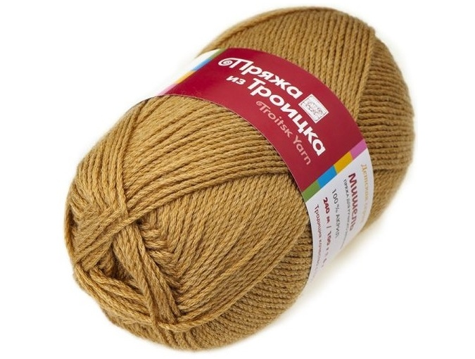 Troitsk Wool Michelle, 100% Acrylic 5 Skein Value Pack, 500g фото 25