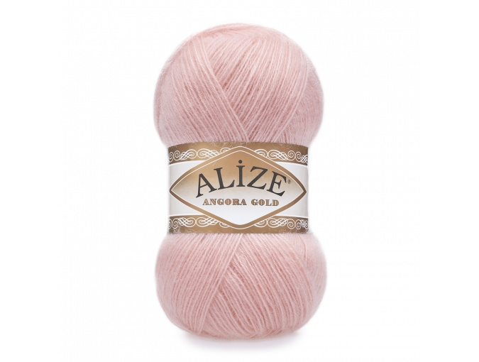 Alize Angora Gold, 10% Mohair, 10% Wool, 80% Acrylic 5 Skein Value Pack, 500g фото 48