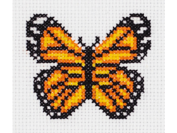 Little Butterfly Cross Stitch Kit фото 1