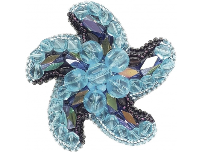 Star of Sea Embroidery Kit фото 1