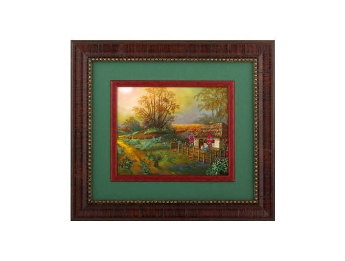 Countryside Morning Embroidery Kit фото 2