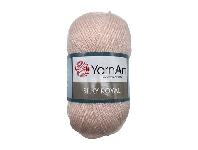 YarnArt Silky Royal 35% Silk Rayon, 65% Merino Wool, 5 Skein Value Pack, 250g фото 24