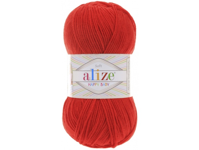 Alize Happy Baby 65% Acrylic, 35% Polyamide, 5 Skein Value Pack, 500g фото 7