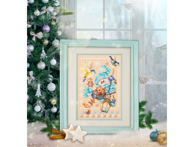 Christmas Treats Cross Stitch Kit  фото 4