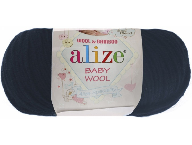 Alize Baby Wool, 40% wool, 20% bamboo, 40% acrylic 10 Skein Value Pack, 500g фото 11
