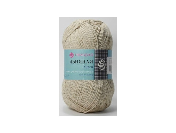 Pekhorka Linen, 55% Linen, 45% Cotton, 5 Skein Value Pack, 500g фото 12