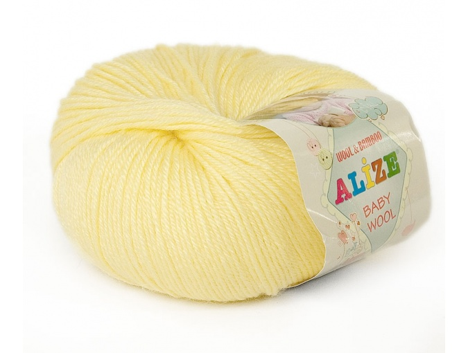 Alize Baby Wool, 40% wool, 20% bamboo, 40% acrylic 10 Skein Value Pack, 500g фото 26