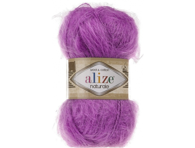 Alize Naturale, 60% Wool, 40% Cotton, 5 Skein Value Pack, 500g фото 4