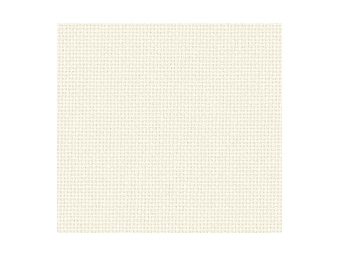 28 Count Brittney Lugana Fabric by Zweigart 3270/101 Antique White фото 1