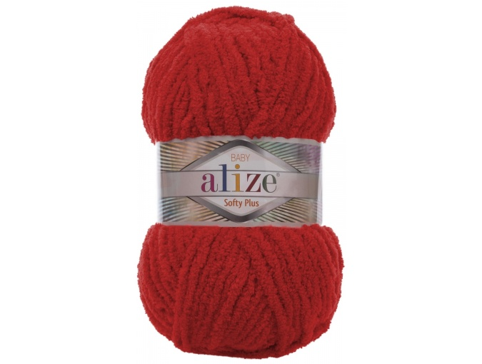 Alize Softy Plus, 100% Micropolyester 5 Skein Value Pack, 500g фото 12