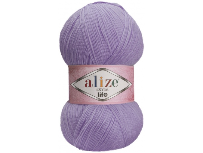 Alize Extra Life 100% Acrylic, 5 Skein Value Pack, 500g фото 12