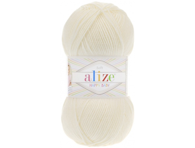 Alize Happy Baby 65% Acrylic, 35% Polyamide, 5 Skein Value Pack, 500g фото 10