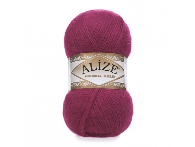 Alize Angora Gold, 10% Mohair, 10% Wool, 80% Acrylic 5 Skein Value Pack, 500g фото 64