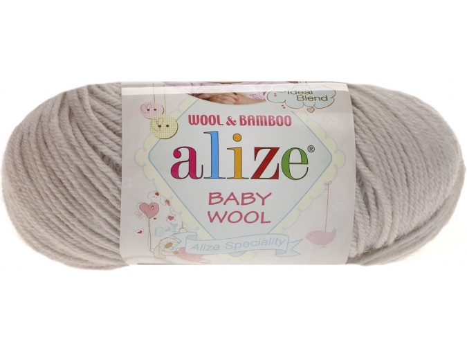 Alize Baby Wool, 40% wool, 20% bamboo, 40% acrylic 10 Skein Value Pack, 500g фото 41