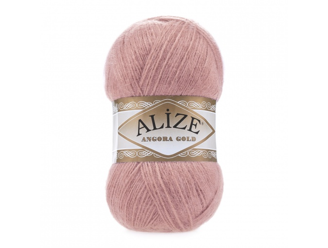 Alize Angora Gold, 10% Mohair, 10% Wool, 80% Acrylic 5 Skein Value Pack, 500g фото 29