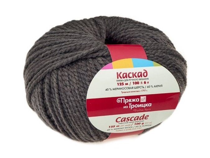 Troitsk Wool Cascade, 40% wool, 60% acrylic 10 Skein Value Pack, 1000g фото 7