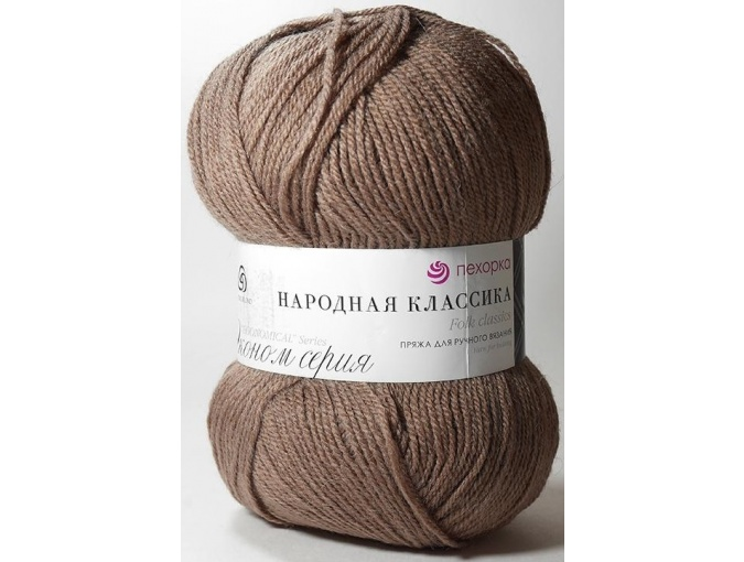 Pekhorka Folk Classics, 30% Wool, 70% Acrylic 5 Skein Value Pack, 500g фото 20