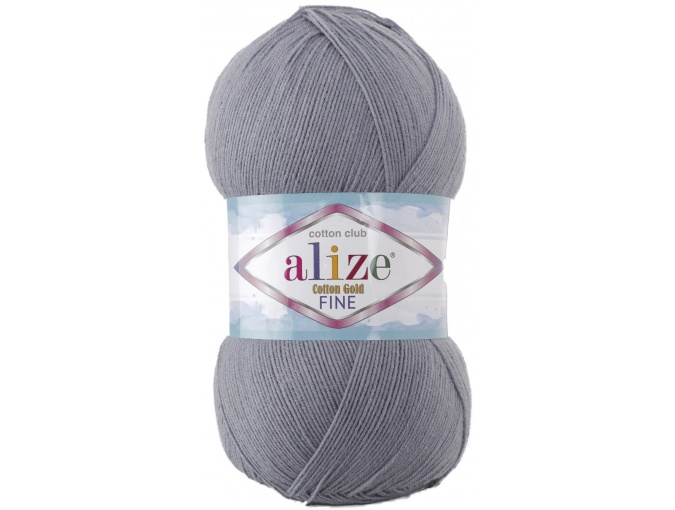 Alize Cotton Gold Fine 55% cotton, 45% acrylic 5 Skein Value Pack, 500g фото 13