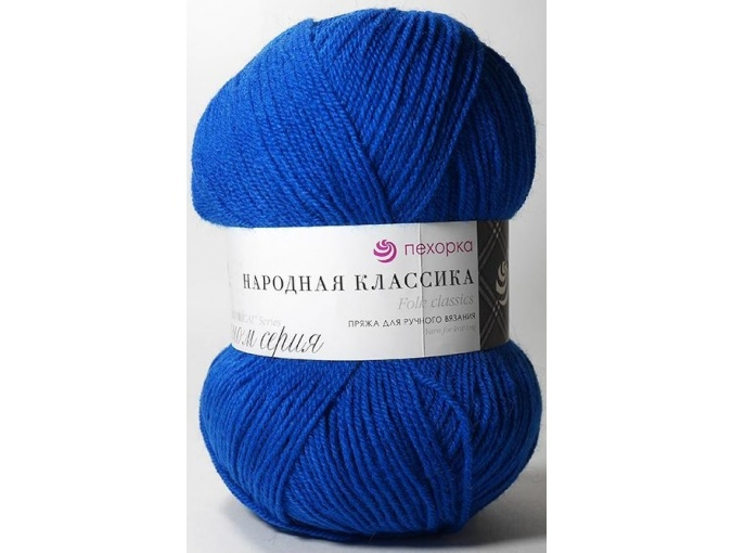 Pekhorka Folk Classics, 30% Wool, 70% Acrylic 5 Skein Value Pack, 500g фото 8