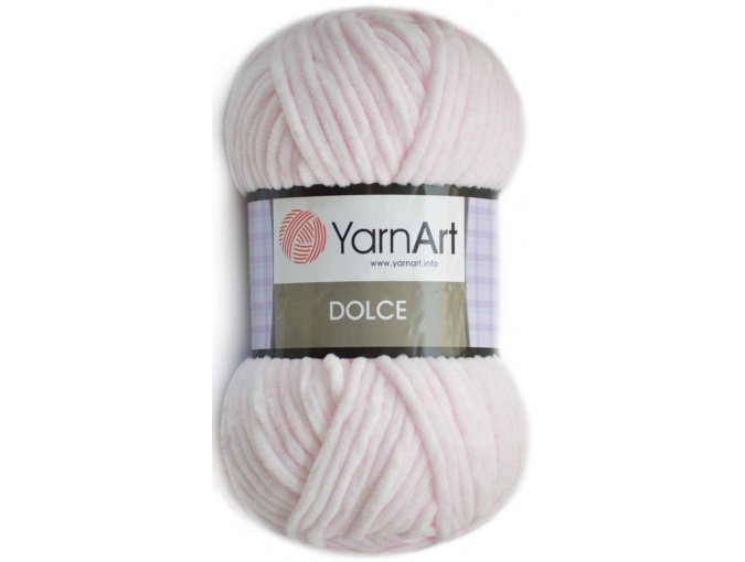 YarnArt Dolce, 100% Micropolyester 5 Skein Value Pack, 500g фото 41
