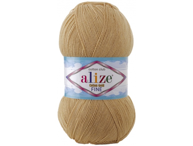 Alize Cotton Gold Fine 55% cotton, 45% acrylic 5 Skein Value Pack, 500g фото 19