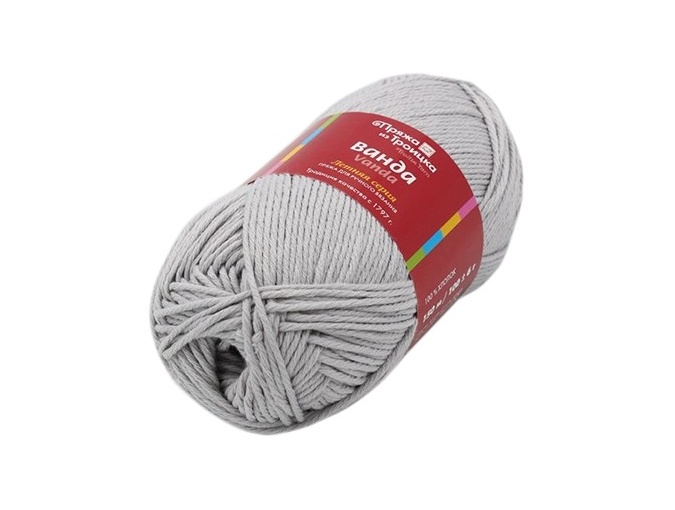 Troitsk Wool Vanda, 100% Cotton 5 Skein Value Pack, 500g фото 16