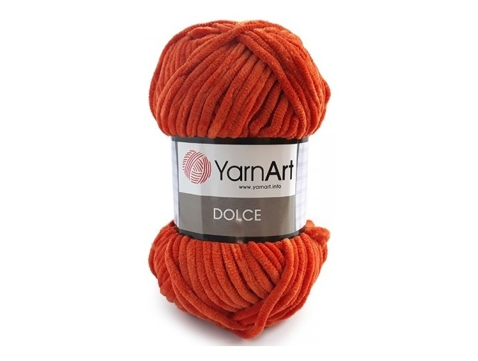 YarnArt Dolce, 100% Micropolyester 5 Skein Value Pack, 500g фото 38