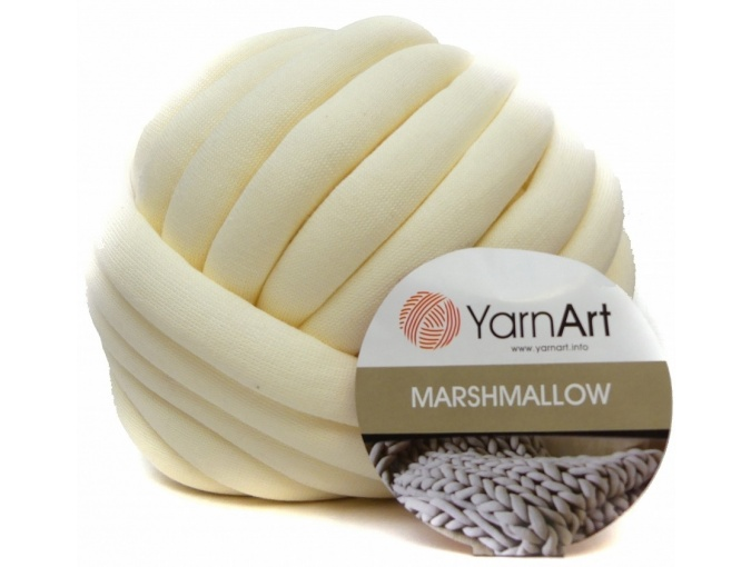 YarnArt Marshmallow 37% cotton, 63% polyamid, 1 Skein Value Pack, 750g фото 4