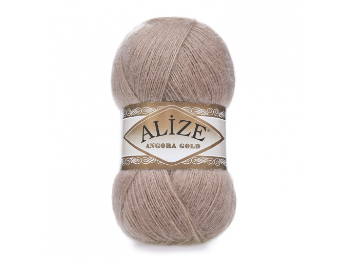 Alize Angora Gold, 10% Mohair, 10% Wool, 80% Acrylic 5 Skein Value Pack, 500g фото 59