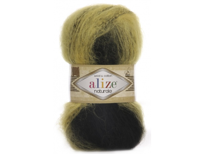 Alize Naturale, 60% Wool, 40% Cotton, 5 Skein Value Pack, 500g фото 31