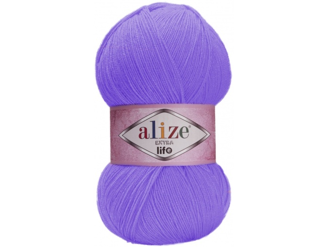 Alize Extra Life 100% Acrylic, 5 Skein Value Pack, 500g фото 24