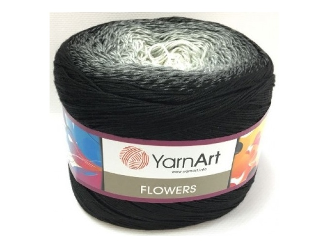 YarnArt Flowers, 55% Cotton, 45% Acrylic, 2 Skein Value Pack, 500g фото 9