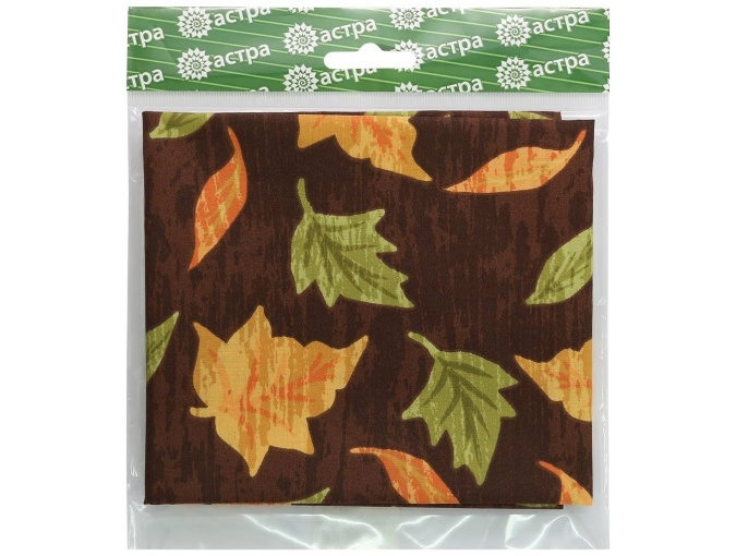 Classic Cottons 3968-47651-Leaves Patchwork Fabric фото 1