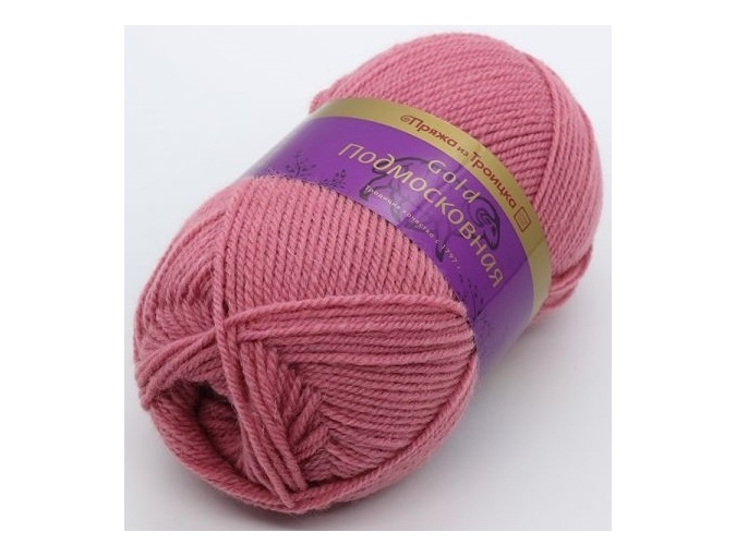 Troitsk Wool Countryside Gold, 50% wool, 50% acrylic 5 Skein Value Pack, 500g фото 9