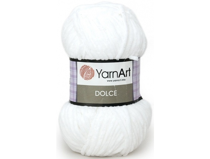 YarnArt Dolce, 100% Micropolyester 5 Skein Value Pack, 500g фото 2