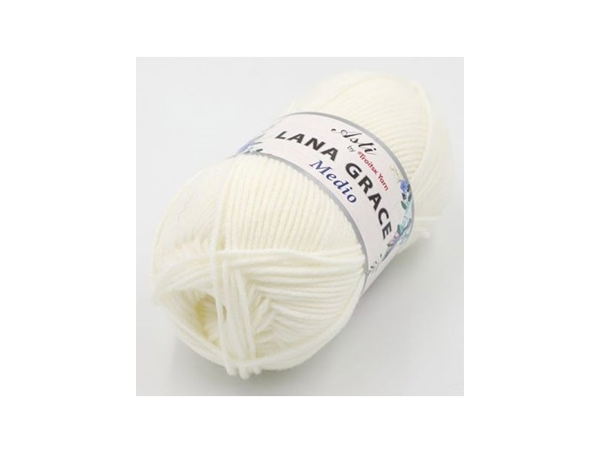 Troitsk Wool Lana Grace Medio, 25% Merino wool, 75% Super soft acrylic 5 Skein Value Pack, 500g фото 3