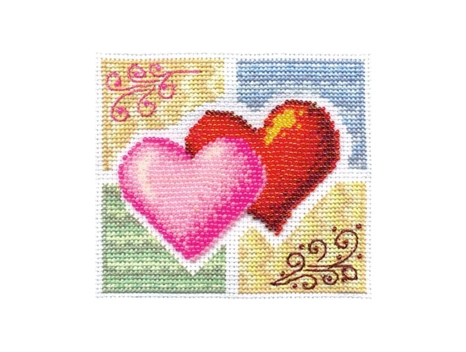 Together Forever Embroidery Kit фото 1