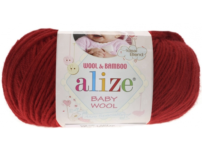 Alize Baby Wool, 40% wool, 20% bamboo, 40% acrylic 10 Skein Value Pack, 500g фото 15