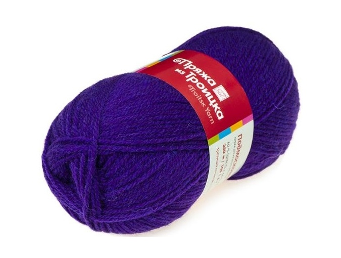 Troitsk Wool Countryside, 50% wool, 50% acrylic 10 Skein Value Pack, 1000g фото 17