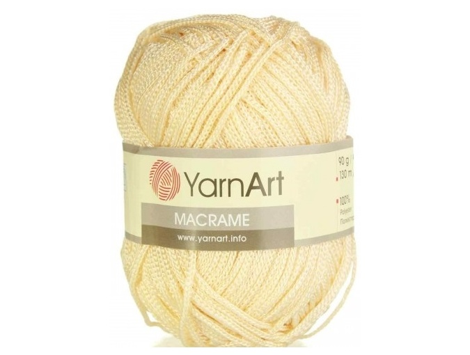 YarnArt Macrame 100% polyester, 6 Skein Value Pack, 540g фото 5