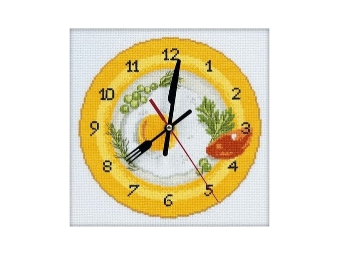 It's Breakfast Time Cross Stitch Kit фото 1