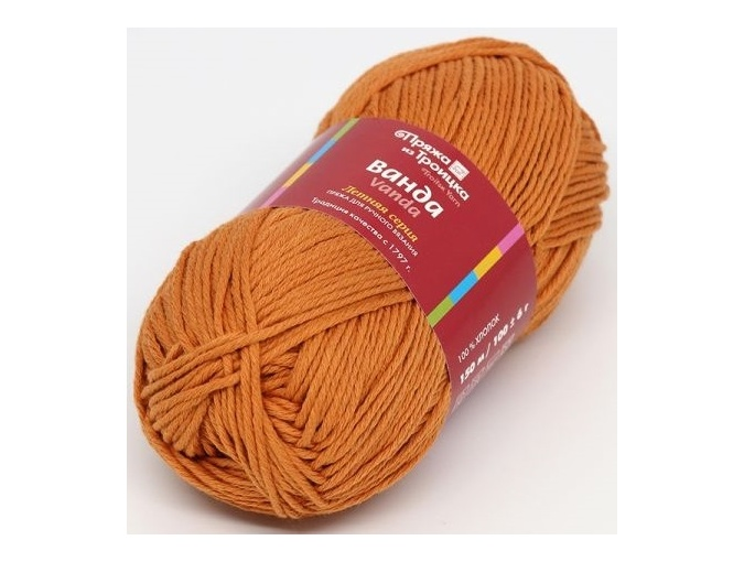 Troitsk Wool Vanda, 100% Cotton 5 Skein Value Pack, 500g фото 20