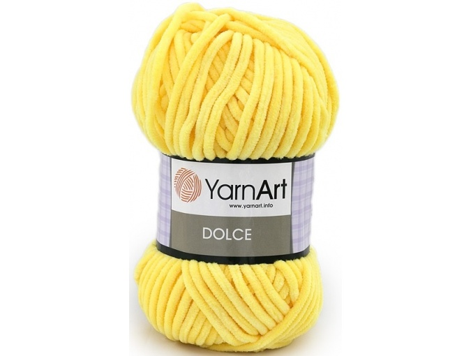 YarnArt Dolce, 100% Micropolyester 5 Skein Value Pack, 500g фото 22