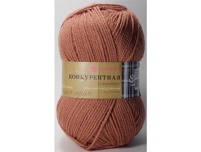 Pekhorka Competitive, 50% Wool, 50% Acrylic 10 Skein Value Pack, 1000g фото 40
