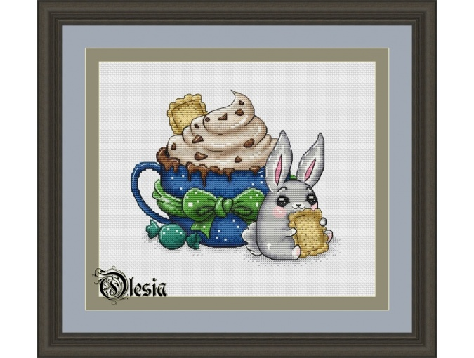 Sweet Tooth Cross Stitch Chart фото 1