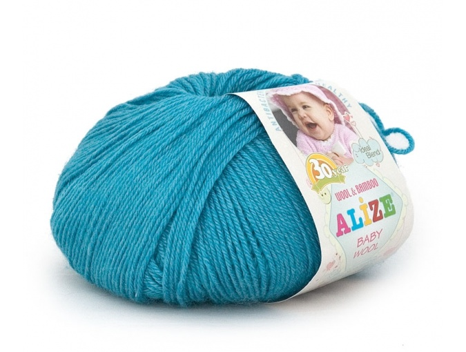 Alize Baby Wool, 40% wool, 20% bamboo, 40% acrylic 10 Skein Value Pack, 500g фото 30