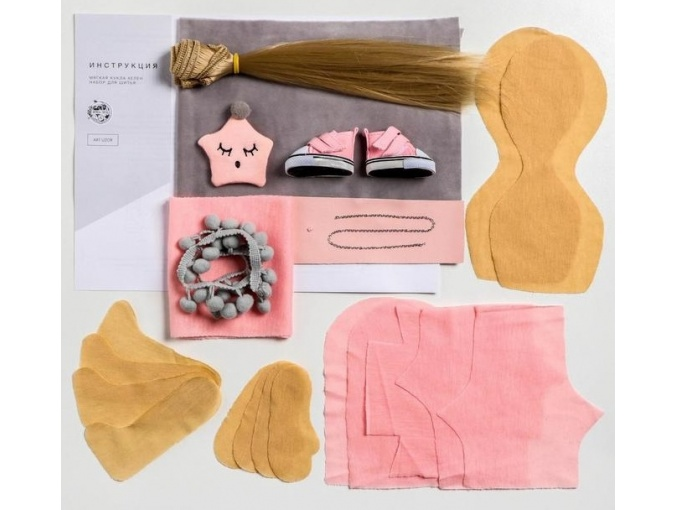 Helen Interior Doll Sewing Kit фото 3