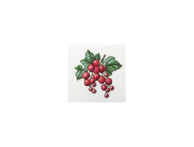Redcurrant Cross Stitch Kit фото 1